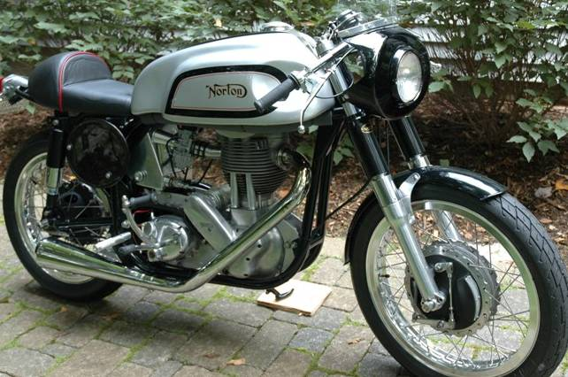 Classic Norton Engineering Specialists - Photo Galery